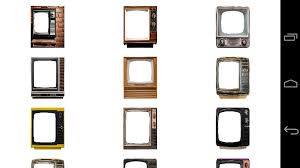 Old Fashioned Picture Frames Vintage Tv Photo Frames Android Apps On Google Play