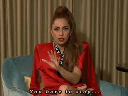 Lady Gaga Meme - animated gifs about lady gaga you have to stop meme found