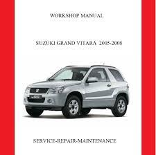 28 1999 suzuki grand vitara repair manual free 1285 1999