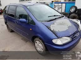 blue galaxy car ford galaxy 1998 2 0 mechaninė 4 5 d 2016 7 15 a2908 used car