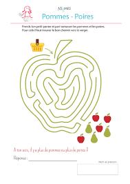 le labyrinthe pommes poires momes net
