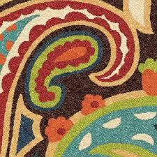 Paisley Area Rug Orian Rugs Veranda Paisley Rugs Rugs Direct