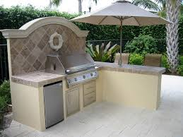 accessories outdoor kitchen showroom custom designed