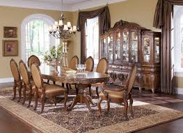 dining room furniture collection villa valencia round dining room collection from aico furniture