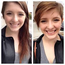 pixie cut before and after google search pixie cut