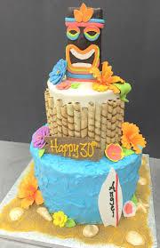 Luau Cake Decorations Birthday U2014 Celebrating Life Cake Boutique