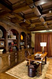 old home interior pictures old world library american traditional home office phoenix