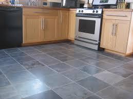 Kitchen Flooring Options by Warm Kitchen Flooring Interior Design Ideas