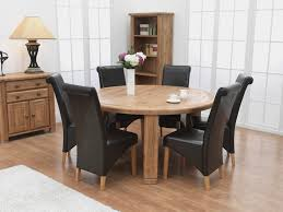 round dining table with 6 chairs starrkingschool
