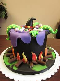 halloween cake decorating ideas fondant sweets photos blog