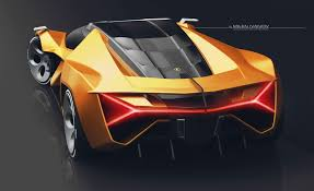 future lamborghini lamborghini concepto x study takes us back to the future car news