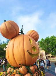halloween time at the disneyland resort begins today with new