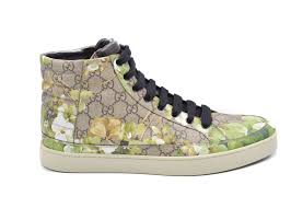 gucci boots mens gucci u0027common u0027 high top sneakers in