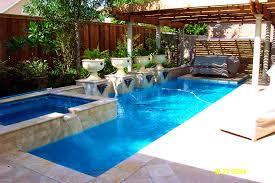 architectures astonishing small backyard pool impressive photo