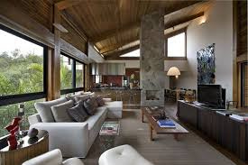 warm home interiors warm up your home with these home interior designs involving wood