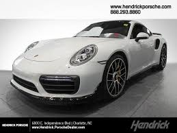 certified pre owned 2017 porsche 911 turbo s