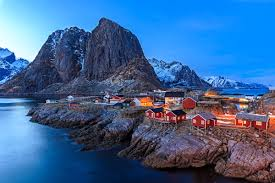 rorbuer fishermen u0027s cabins lofoten islands switchback