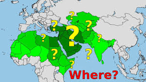 Middle East On World Map by Where Is The Middle East Youtube