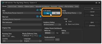 v16 3 1 movies vs tv series quick filters and dark vs light