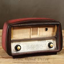 vintage antique home decor vintage antique style radio telephone typewriter camera sewing