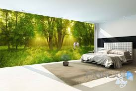 wallpaper for entire wall 3d large tree forest horse entire room wallpaper wall murals art