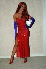 Roger Rabbit Halloween Costume Jessica Rabbit Costume Pattern 15 00 Etsy Halloween