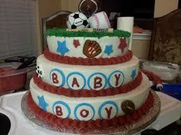 sports themed baby shower cakes idea u2014 fitfru style