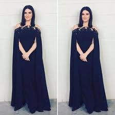 discount elegant kaftan abaya arabic evening dresses 2017