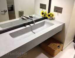 Floating Bathroom Sink by Ada Sink Trueform Decor