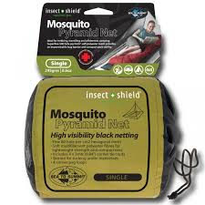 Insect Shield Clothing Reviews Sea To Summit Mosquito Pyramid Net Shelter With Insect Shield