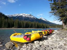 sightseeing explore jasper national park alberta canada
