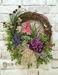 front door wreath ideas best 25 spring door wreaths ideas on pinterest letter door