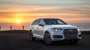 audi dashboard 2017 2017 audi q7 the dashboard tech show like the car is impressive