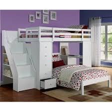 bookcase bunk u0026 loft beds you u0027ll love wayfair