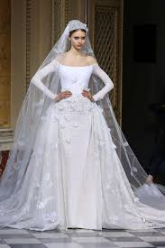 george hobeika wedding dresses best wedding dresses during fashion week fashion magazine
