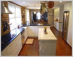 narrow kitchen ideas narrow kitchen island table home ideas narrow
