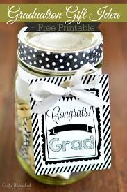 college graduation gift ideas for congrats grad free printable graduation gift idea