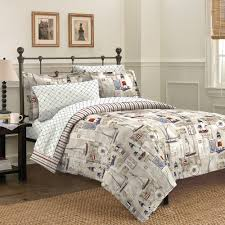spirit cape cod reversible bed set