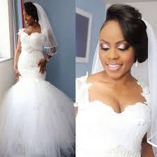 aliexpress com buy vestidos de noivas white lace mermaid wedding