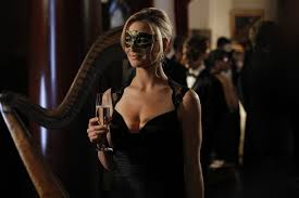 masquerade dresses and masks masquerade dresses and masks yvonne in a mask and black dress in