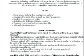 Nanny Housekeeper Resume Sample by Tool And Parts Attendant Supervisor Resume Reentrycorps