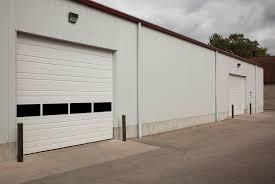 2 Door Garage by Ribbed Steel Series