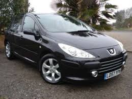 black peugeot for sale used peugeot 307 cars for sale in canterbury kent motors co uk