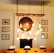 Light Bulb Chandeliers Vintage Light Bulb Chandelier Vintage Led Bulb Wood Chandelier