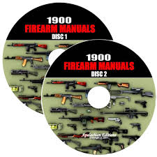 1900 firearm weapon manuals rifle carbine shotgun gun pistol