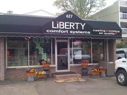 Quality Comfort Systems Liberty Comfort Systems Heating U0026 Air Conditioning Hvac 627 E