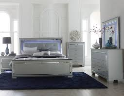 headboard with storage and mirror home design ideas