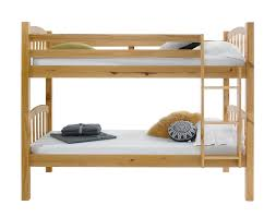 Betternowmcouk American Solid Pine Wood BUNK BED With  X - Pine bunk bed