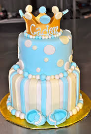leah u0027s sweet treats prince baby shower cake