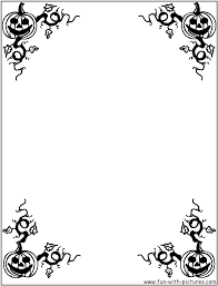 halloween border transparent u2013 festival collections